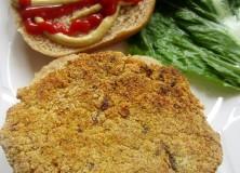 How to: Make Vegan Burgers Using Last Night's Soup