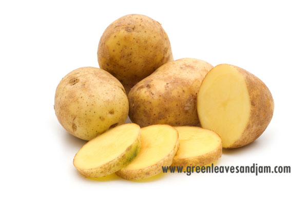make a healthy potato 20potatoesaday