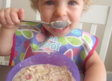 Oatmeal Creations for Breakfast