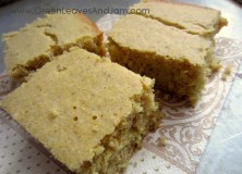 Yogurt Cornbread (Vegan / Plant-based)