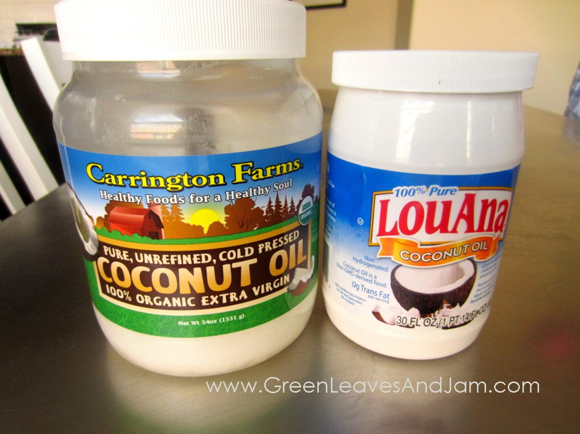 Coconut Oil, The Perfect (And Natural) Hair Product