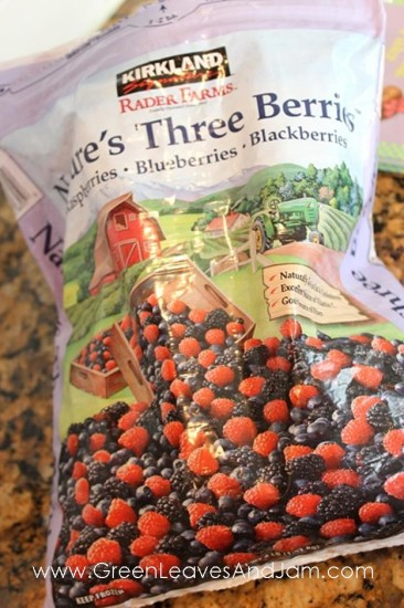 Mixed Berry Chia Seed Jam
